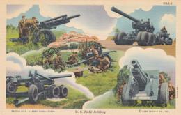 U.S. Field Artillery - War 1939-45