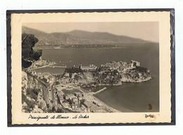 MONACO - Le Rocher - 1296 - Tarjetas Panorámicas
