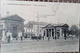 Bruxelles : Porte D'Anderlecht - Lanen, Boulevards