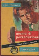 Mania Di Persecuzione - L.C. Thomas - Unclassified