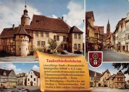 Tauberbischofsheim (Allemagne) - Multivues - Tauberbischofsheim