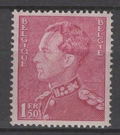 429a LEOPOLD III 1FR50 POORTMAN ROZE  POSTFRIS** 1939 - 1936-1951 Poortman
