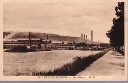 NEUVES MAISONS  -  Les Usines Et Le Canal  -  DD16 - Neuves Maisons