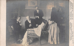 Lucien Jonas (Salon De 1911) - Les Médecins - La Consultation - Malerei & Gemälde