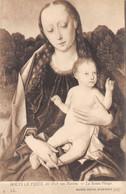Bouts Le Vieux (Musée Royal D'Anvers) - La Sainte Vierge - Schilderijen