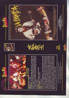 Jaquette Pour Boitier Video K7 Ou Recoupe Dvd  La Bamba - Unclassified