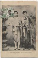 Cap Saint Jacques Deux Sujets Cambodgiens - Vietnam