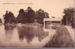 BANTOUZELLE  -  Le Large De La Grenouillère  -  Canal - Unclassified