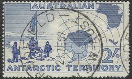 Australian Antarctic Territory. 1957 2/- Used. SG 1 - Usados