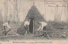 Bords De La Semois ,  Auby ( Bertrix ), Bucherons Dans La Foret ,( DVD , D.V.D. N° 10028 - Bertrix
