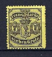 ⭐ Allemagne - Brème - YT N° 13 (*) - Neuf Avec Charnière Sans Gomme - 1866 / 1867 ⭐ - Bremen
