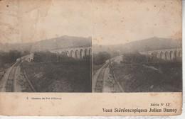 64 - OLORON - Chemin De Fer D' Oloron - Vues Stéréoscopiques Julien Damoy - Cartoline Stereoscopiche