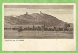 ANG429  CPA  Postkarte   RAMSTEIN Und ORTENBERG   -  Maison D'art Alsacienne Elsässisches Kunsthaus Strasbourg - Sonstige Gemeinden