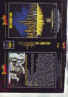 Jaquette Pour Boitier Video K7 Ou Recoupe Dvd Deux Hommes Dans Manhattan - Unclassified