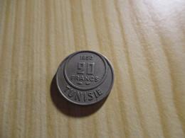 Tunisie - 20 Francs Muhammad Al-Amin 1950.N°2977. - Tunisia