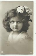 Meisje - Fillette - Stijl Grete Reinwald , Nr 2288  ( 2 Scans) - Portraits