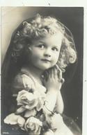 Meisje - Fillette - Stijl Grete Reinwald , Nr 3741/6 ( 2 Scans) - Portraits