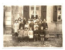 Rebenacq. Photo Originale De Classe .école De Filles. Non Datée. - Andere Gemeenten