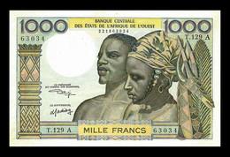 # # # Ältere Und Seltene Banknote Aus Elfenbeinküste (Cote D'ìvory) 1.000 Francs # # # - Côte D'Ivoire