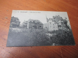 Duinbergen, Villas Dans Les Dunes - Knokke