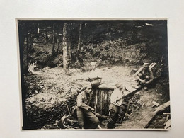 Slovakia 151 Workers In The Forest 1931 - Eslovaquia