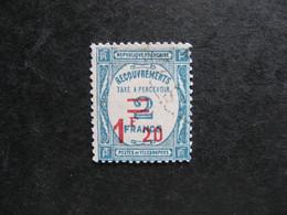 TB Taxe N° 64, Oblitéré . - 1859-1955 Usados