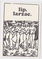 "LUTTE DU LARZAC ""LIP LARZAC  "" PRES DE MILLAU. AFFICHE - Altri Comuni"