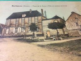 ♦️ 51 BARBONNE   Place De La Patte à L'oie       (    Colorisée ) - Altri Comuni