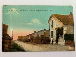 Montescourt-Lizerolles Ribemont Saint-Quentin Aisne Hauts-de-France 1 - Saint Quentin