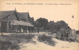 17-ILE-D'OLERON- SAINT-TROJAN-LES-BAINS- LA PETITE PLAGE, BIANS DUCLOS - Ile D'Oléron