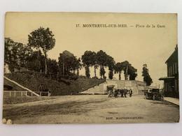 La Gare Montreuil-sur-Mer Berck Montreuil Pas-de-Calais Hauts-de-France 2 - Montreuil
