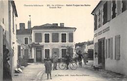 17-ILE-D'OLERON- SAINT-TROJAN-LES-BAINS-GRANDE RUE - Ile D'Oléron