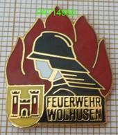 POMPIERS De SUISSE FEUERWEHR WOLHUSEN En Version EGF - Firemen