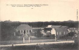 17-ILE-D'OLERON- SAINT-TROJAN-LES-BAINS-VILLAS ST-ANTOINE-DE-PADOUE- ET AU REVOIR - Ile D'Oléron
