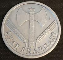 FRANCE - 1 FRANC 1944 - Francisque - Bazor - Gad 471 - KM 902.1 - Qualité - H. 1 Franc