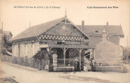 17-ILE-D'OLERON-SAINT-TROJAN-LES-BAINS- CAFE-RESTAURANT DES PINS - Ile D'Oléron