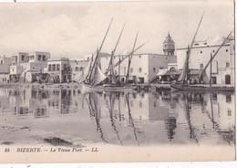 CPA//0407.........BIZERTE - Túnez