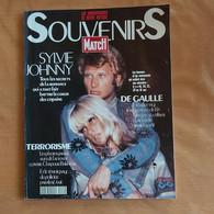 JOHNNY Hallyday Sylvie Tous Les Secrets  De La Romance Qui à Tant Fait Battre Le Coeur Des Copains - People