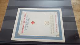 LOT544518 TIMBRE DE FRANCE NEUF** LUXE CROIX ROUGE 1959 - Croce Rossa