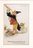Centenaire De La Naissance De Mauzan, 1983, 'Fable De La Fontaine'  Edition Limitée 1000 Exemp: N° 164 - Mauzan, L.A.