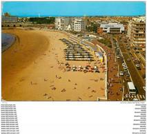 Photo Cpsm Cpm 85 LES SABLES D'OLONNE. La Plage. Pour Guillerval 1980 - Sables D'Olonne