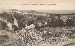 91 MAISSE #26839 VUE DE LA BRIQUETERIE - Other Municipalities