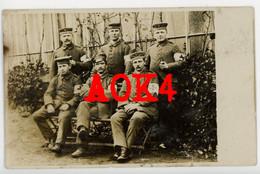COMINES Flandern Ypern Lys 1918 Sanitäter Feldgrau Croix Rouge Rotes Kreuz - Guerra 1914-18
