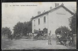 CPA 21 - Rouvray, La Gare De Sincey-les-Rouvray - Autres Communes