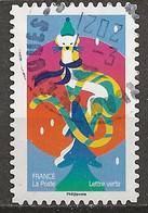 YT N° 1933 - Oblitéré - Faune Et Flore Stylisées - Autoadesivi