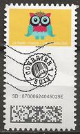 YT N° 1928 - Oblitéré - Timbres Suivis - Autoadesivi