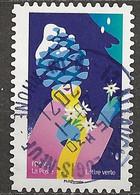 YT N° 1931 - Oblitéré - Faune Et Flore Stylisées - Autoadesivi