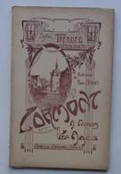 LORMONT À TRAVERS LES ÂGES -  Sylv. TREBUCQ - ILLUSTRATIONS De Roger DEVIGNES - FERET BORDEAUX 1920. CARTE DÉPLIANTE. - Unclassified