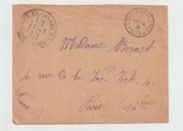 (WE644.64) Enveloppe Armée D'Orient Cachet Tresor Et Postes 503 - WW I
