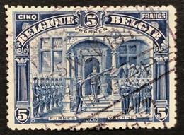 OBP 147 - SPOORWEGSTEMPEL NORD BELGE JEMEPPE - 1915-1920 Albert I